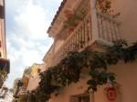 Spaanse balkons...