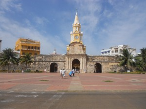 Stadspoort Cartagena